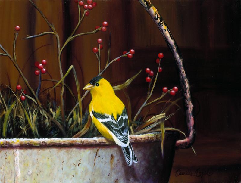 Yellow Bundles of Joy II