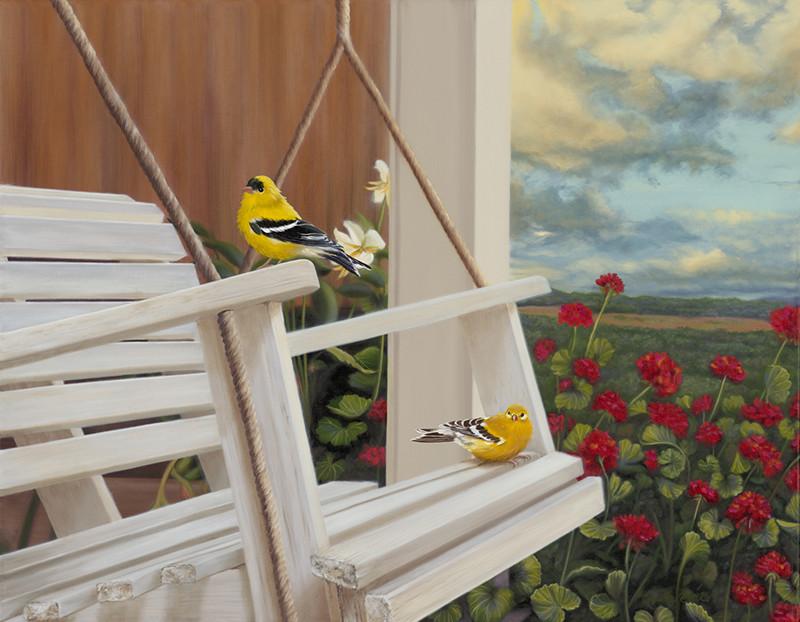 Front Perch Swingers