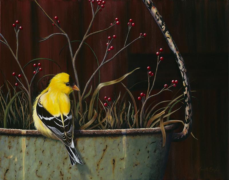 Yellow Bundle of Joy
