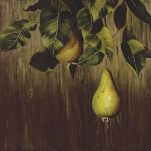 The Neighbor's Pear