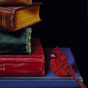 Fine Feathered Footnotes  (Literary Roost Series)